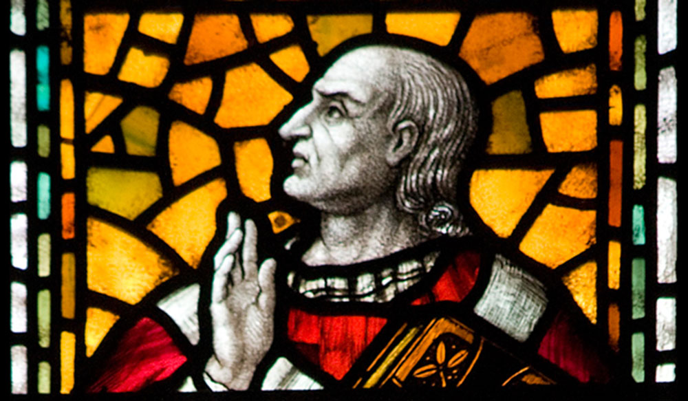 an analysis of the philosophy of anselm the archbishop of canterbury As archbishop of canterbury, the zealous anselm struggled with king william for church rights he was exiled similar conflict would shortly afterward lead to the murder of becket.