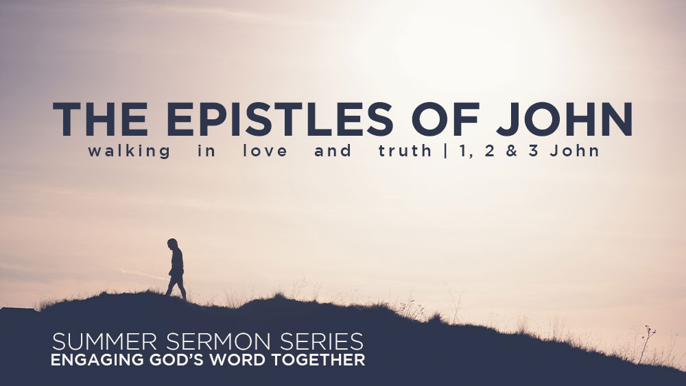 The Epistles of John (Part 9) - 1 John 4 Image