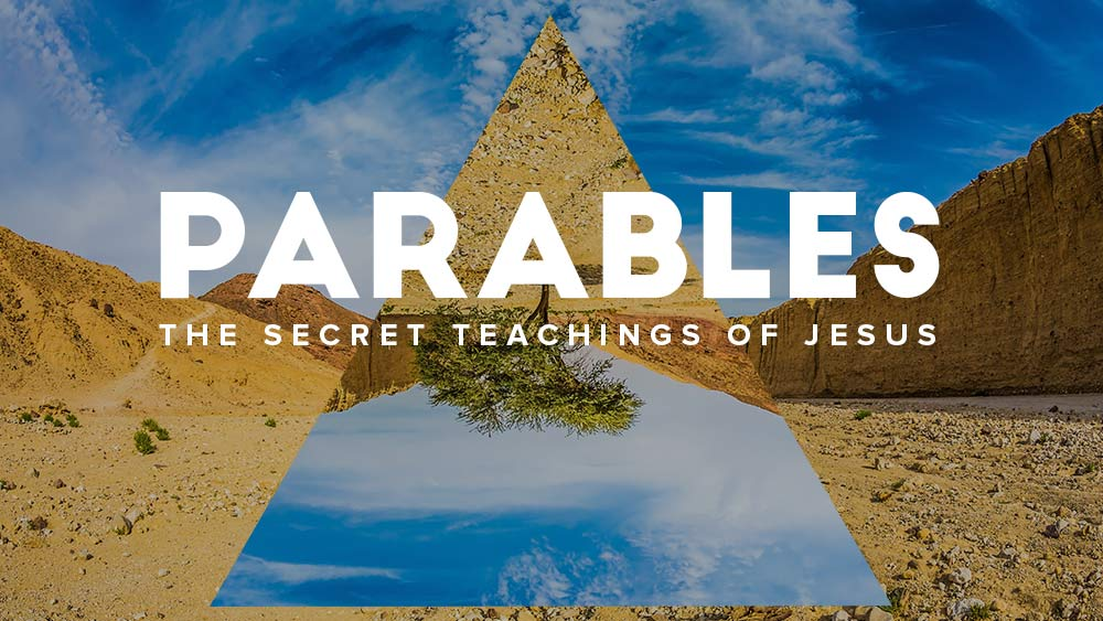 Parables (Part 3): The Hidden Treasure Image