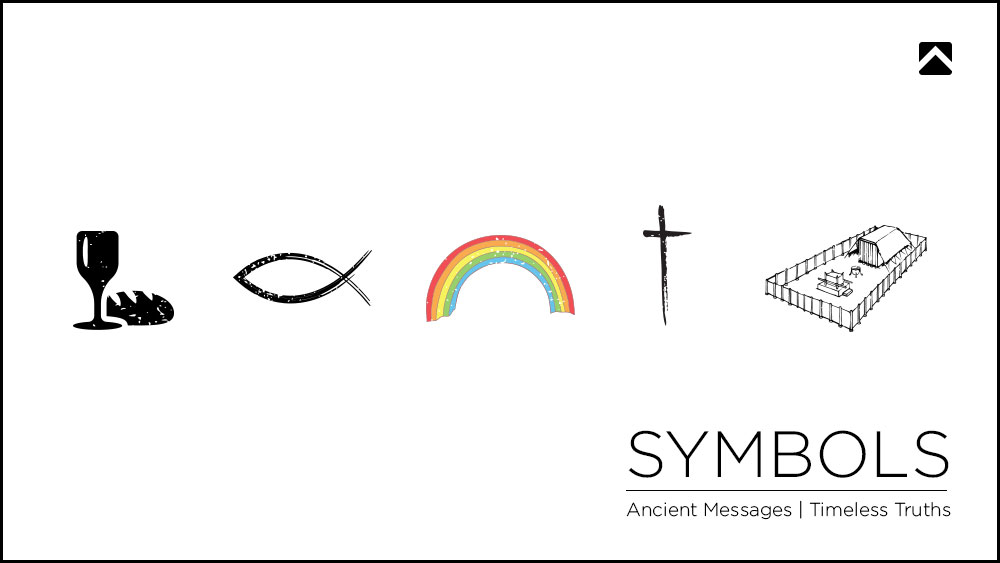 Symbols: The Cross and the Empty Tomb Image